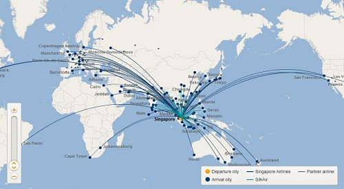 Singapore-Airlines-map